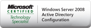 mcts_activedirectory