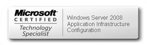 Windows Server Application Configuration