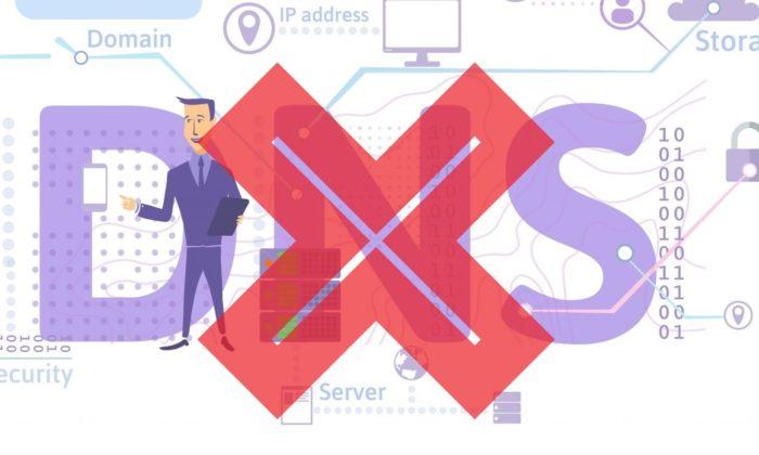 DNS error timeweb
